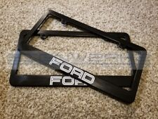 Ford License Plate Frame Ford Racing  - Pair