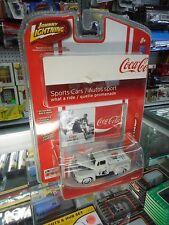 JOHNNY LIGHTNING  SPORTS CAR   COCA COLA   '50 FORD F-1 PICKUP  R1