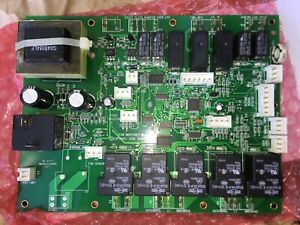 002406-000 Mechanical Control Baord Kit