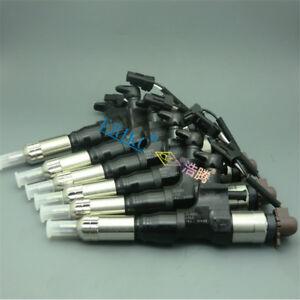 23670-E0050 Denso Injector 095000-6353 for Hino J05E J06 Kobelco Excavator 200