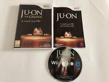 Ju-on The Grudge-un susto Simulador-Reino Unido PAL (idioma inglés) - Nintendo Wii