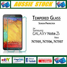 Tempered Glass Anti-Scratch Screen Protector for Samsung Note 3 NEO N7505 N7506