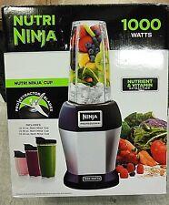 Nutri NINJA Professional Personal Blender Bonus 3-Sip&Seal BL455  NEW OPEN BOX