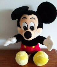 Vintage Disney Mickey Mouse Plush Soft Toy