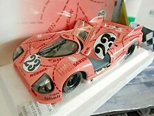 PORSCHE 917/20 917 Pink Pig Le Mans #23 Kauhsen Joest 1971 SAU Minichamps 1:18