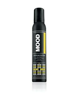 Mood CRACKLING OIL–FOAM OIL, Hairstyling, ShineGive body and hold