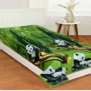 Polycotton Double Animal Bedsheet With Pillow Covers Cases Handmade