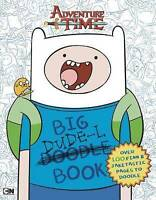 Adventure Time: Big Dude-L Book: An Adventure Time Doodle Book by Kirsten Mayer