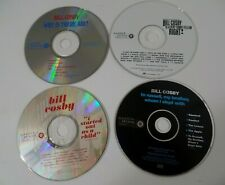 Vintage WB Warner Brothers Archives BILL COSBY Collection 4 CD's Albums