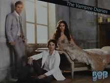 THE VAMPIRE DIARIES - A4 Poster (20 x 27 cm)- Fan Sammlung Clippings Ausland USA