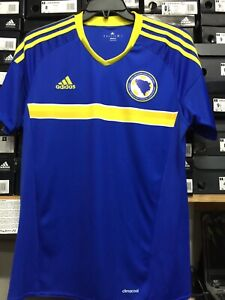Adidas bosnia and herzegovina Home Jersey Retro Classic Size Men XL  Only