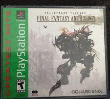 Final Fantasy Anthology (Greatest Hits) (Sony PlayStation 1, 2004) only FFV
