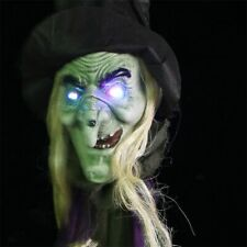 Scary Witch Halloween Hanging Ghost Party Display For Horror Haunted House Props