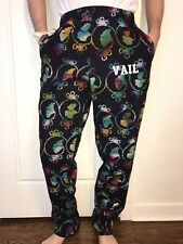 NEW Vtg 80s 90s VAIL Ski Party MENS LARGE Baggy Muscle Beach MC Hammer pants NWT