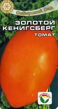 """Tomato """"Golden Konigsberg"""" (Siberian Garden)"""