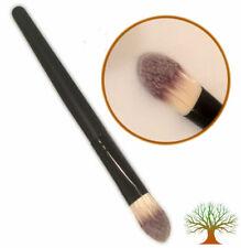 Makeup Buffer Wooden Liquid Foundation Powder Contour Bronzer Make Up Brush Uk**
