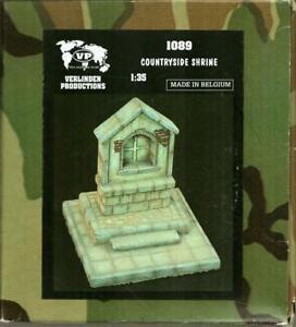 Verlinden 1:35 Countryside Shrine Resin Diorama Accessory #1089