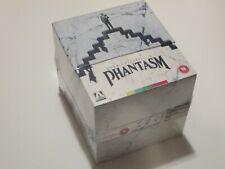 Phantasm 1-5 Blu-ray Collection Limited Edition Region B RARE OOP
