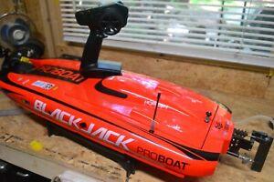 Black Jack 29 proboat
