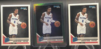 3x 2019-20 Donruss Jordan Bone Rated Rookie #246+ 1 Green Rated Rookie