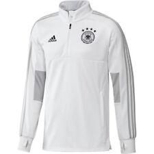 Maglie da calcio di squadre nazionali allenamenti bianco taglia L