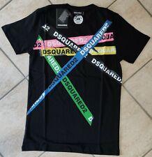 T-shirt DSQUARED2 nuova con etichetta