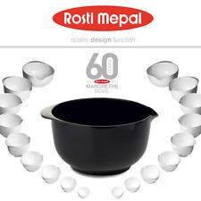 Rosti Mepal - Margrethe Rührschüssel - schwarz - 350 ml