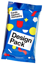 NEW CARDS AGAINST HUMANITY DESIGN PACK