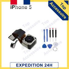 IPHONE 5 ORIGINAL MODULE CAMERA APPAREIL ARRIERE FLASH LED 5MPX + OUTILS