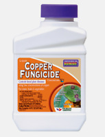 Bonide COPPER FUNGICIDE 16 oz. Concentrated Liquid Roses Flowers Vegetables 811
