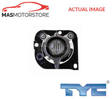 19-0687-05-2 TYC RIGHT DRIVING FOG LIGHT LAMP G NEW OE REPLACEMENT