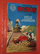 PECOS BILL FORMATO ALBO D'ORO N° 270- 1°SERIE- episodio N° 51  a-1951 mondadori