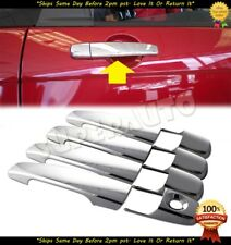 For 2008-2011 Ford Focus US-Version 8pcs Chrome Door Handle Covers