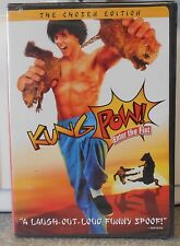 Kung Pow!: Enter the Fist (DVD, 2002, The Chosen Edition) VERY RARE BRAND NEW