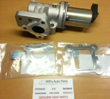 HYUNDAI ILOAD 2008-2012 2.5L GENUINE BRAND NEW DIESEL EGR VALVE WITH 2 GASKETS