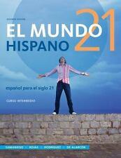 El Mundo 21 hispano (World Languages)