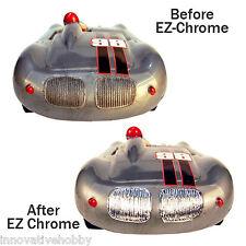 MG 1900 EZ Chrome - Metal Foil Chrome Detailing Kit