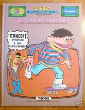 DES EXPERTS EN BEVUE Muppets 1 rue Sésame Mengès 1978
