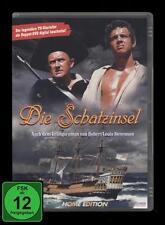 DVD DIE SCHATZINSEL - TV-VIERTEILER - 2 DISC SET *** NEU ***