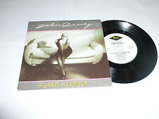 "JACKIE QUARTZ - A La Vie, A L'Amour - Deleted 1989 UK 2-track 7"" Vinyl Single"