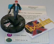 BRANDT #011 Iron Man 3 Movie Marvel Heroclix
