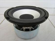 "NEW 6.5"" SubWoofer Speaker.Audio.6-1/2.BASS.Shielded.8 ohm Woofer six half inch"