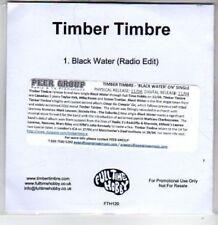 (BT218) Timber Timbre, Black Water - DJ CD