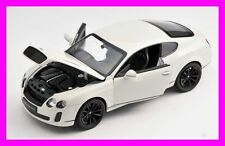 BLITZ VERSAND Bentley Continental Supersports cream Welly Modell 1:24 NEU & OVP
