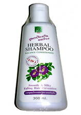 New Butterfly Pea Extract Herbal Shampoo hair loss prevent