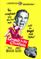 Angels In The Outfield [New DVD] Manufactured On Demand, Full Frame, Mono Soun