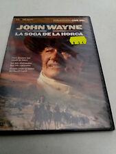 "DVD ""LA SOGA DE LA HORCA"" PRECINTADO SEALED CAJA SLIM FINA JOHN WAYNE ANDREW"