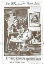 More details for vintage wwi postcard,artist,capt.bruce bairnsfather