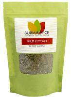 Wild lettuce leaf Kosher Lactuca Virosa Natural for pain relief and sleep 3 Oz