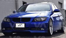 BMW 3 SERIES E90 E91 PRE LCI SE BUMPER CORNER SPLITTERS